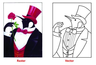 cartoon graphics example - Cartoon Colouring Book